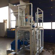 Sortierung von Mineralien und Feststoffen mit Setzmaschine Triple A