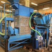 Vermietung Triple A Metallrecycling aus MVA-Schlacke